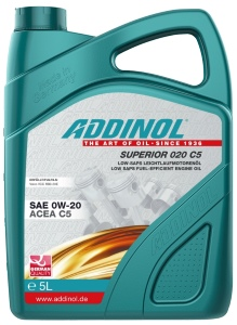 ADDINOL SUPERIOR 020-C5