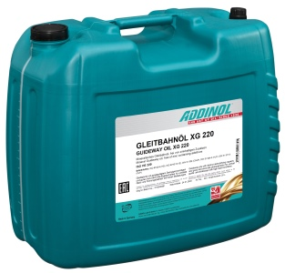 Gleitbahnöl XG 220 - Guideway oil
