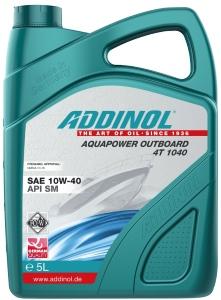 ADDINOL AQUAPOWER OUTBOARD 4T 1040
