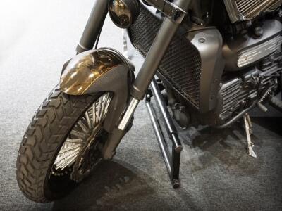 Gabel Motorrad Vorschau